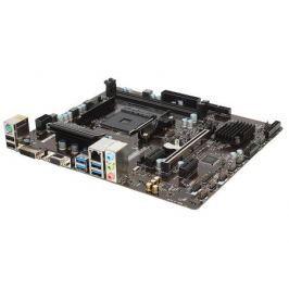 Материнская плата MSI B350M PRO-VD PLUS (AM4, AMD B350, 2*DDR4, PCI-E16x, DVI, D-SUB, SATAIII+RAID, GB Lan, USB 3.1Gen1, mATX, Retail)