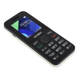 Мобильный телефон Alcatel 1054D белый 1.8