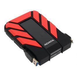 Внешний жесткий диск 2Tb Adata HD710P AHD710P-2TU31-CRD черный/красный (2.5