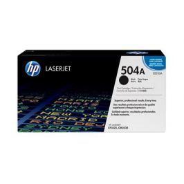 Картридж HP CE250A черный для Color LaserJet CM3530 CP3525 5000стр
