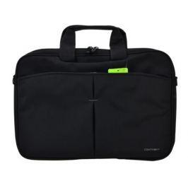 Сумка для ноутбука Continent CC-012 Black 15.6