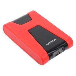 Внешний жесткий диск 2Tb Adata HD650 AHD650 -2TU31-CRD красный (2.5