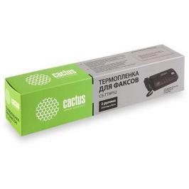 Термопленкa CACTUS CS-TTRP52 для факсов Panasonic (KXF-A52) KX-FP207/218/FC228/258 (2шт/ 213mm х 30м.)