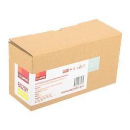 Картридж EasyPrint LX-6020Y желтый 1000 стр для Xerox Phaser 6020/6022/WorkCentre 6025/6027