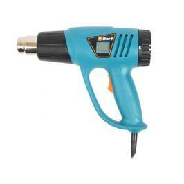 Фен технический Bort BHG-2000L-K, 2000Вт, LCD дисплей, защита от перегрева, температура 80-600С, расход воздуха 480л/мин
