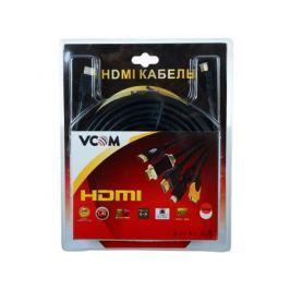 Кабель VCOM HDMI 19M/M ver:1.4+3D, 20m, позолоченные контакты, 2 фильтра (VHD6020D-20MB) Blister