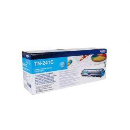 Тонер-картридж Brother TN241C голубой, для HL-3140CW/HL-3170CDW/DCP-9020СDW/MFC-9330СDW (1400стр)