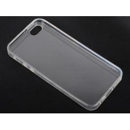 Силиконовый супертонкий чехол для iPhone 5/5S/SE DF iCase-04