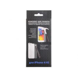 Комплект для защиты iPhone 4/4S DF iSet-01