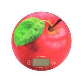 Весы кухонные электронные SUPRA BSS-4300 apple