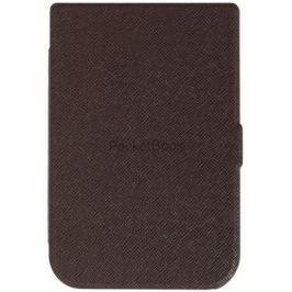 Чехол-обложка для электронной книги PocketBook 631 Коричневый (PBC-631-BR-RU)