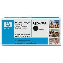 Картридж HP Q2670A (Color LaserJet 3500\3700) Черный