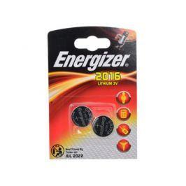 Батарейки Energizer 637984, Classic, CR2016/DL2016 (2016), lithium, FSB 2 шт.