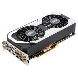 Видеокарта Palit GeForce GTX1060 Jetstream 3G NE51060015F 3072Mb 1506Mhz NVIDIA GTX1060/GDDR5/8000MHz/192 bit/PCI-E/ DVI DP HDMI