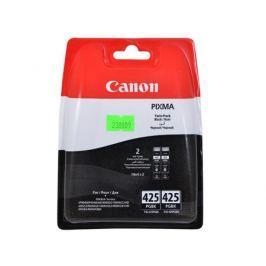 Картридж Canon PGI-425 Twin для iP4840, MG5140, MG5240, MG6140, MG8140. Двойная упаковка. Чёрный. 344 страниц/шт.