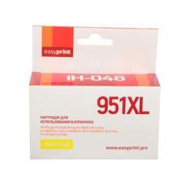 Картридж EasyPrint IH-048 Желтый для HP Officejet Pro 8100/8600/251dw/276dw