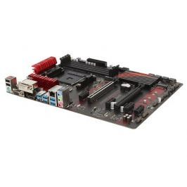 Материнская плата ASRock AB350 Gaming K4 (SAM4, AMD B350, 4*DDR4, 2*PCI-E16x, 4*PCI-E1x, HDMI, SATAIII+RAID, M.2, GB Lan, USB3.0, ATX, Retail)