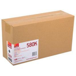 Тонер-картридж EasyPrint LK-580K для Kyocera FS-C5150DN/ECOSYS P6021. Чёрный. 3500 страниц. с чипом