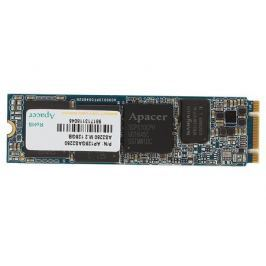 SSD накопитель Apacer AS2280 (AP128GAS2280) 128GB SATAIII/M.2 2280
