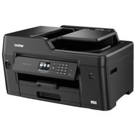 МФУ струйное Brother MFC-J3530DW принтер/сканер/копир/факс,A3, 22/20 стр/мин, дуплекс,ADF, 128Мб,USB,LAN,WiFi,NFC