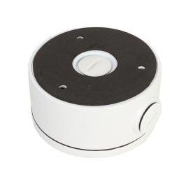 Распределительная коробка SAB-33/950WP для монтажа AHD/IP камер Orient серий 33/950, ?108мм x 52мм, влагозащищенная, 2 гермоввода, алюминий, цвет белы