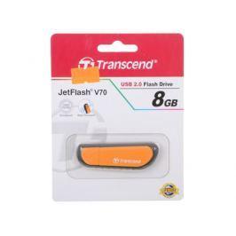 Внешний накопитель 8GB USB Drive (USB 2.0) Transcend V70 (TS8GJFV70)