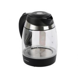 Чайник Supra KES-2009 2200 Вт 1.8 л пластик/стекло чёрный