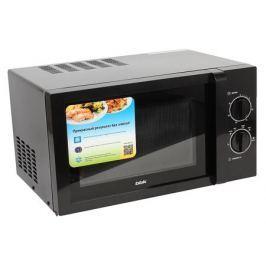 Микроволновая печь BBK 23MWS-822M/B (соло) черный (23 литров, соло, механическое управление, 800 Вт)