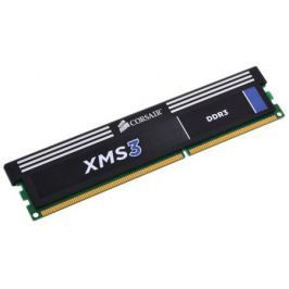Оперативная память Corsair XMS3 DDR3 4Gb, PC12800, DIMM, 1600MHz (CMX4GX3M1A1600C11) with Classic Heat Spreader