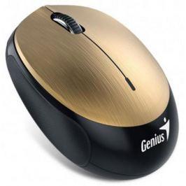 Мышь беспроводная Genius NX-9000BT V2 золотистый Bluetooth