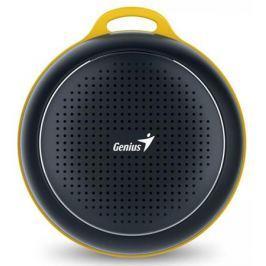 Портативная акустика Genius SP-906BT 3 Вт черный