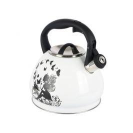 Чайник Bekker BK-S601 белый 3 л нержавеющая сталь