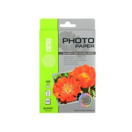 Фотобумага Cactus CS-GA620025 глянцевая 10x15 200 г/м2 25 листов