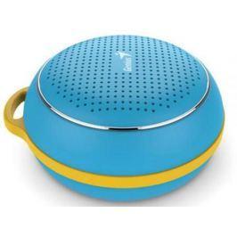 Портативная акустика Genius SP-906BT 3 Вт синий