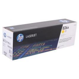 Картридж HP CF312A для HP Color LaserJet m855 m855dn a2w77a m855x+ a2w79a m855xh a2w78a. Жёлтый. 31500 страниц.