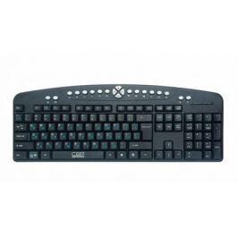 Клавиатура CBR KB 340GM черный USB