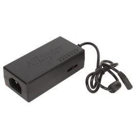 Универсальный адаптер питания для ноутбуков ORIENT PU-M70W, импульсный, 8 сменных коннекторов для ноутбуков, 70Вт