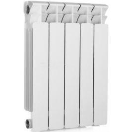 Биметаллический радиатор RIFAR (Рифар) B-500 5 сек. (Кол-во секций: 5; Мощность, Вт: 1020)
