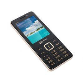 Мобильный телефон Micromax X2420 черный 2.4