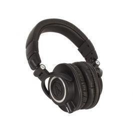 Наушники Audio-Technica ATH-M50X Black Проводные / Накладные / Черный / 15 Гц - 28 кГц / 99 дБ / Одностороннее / Mini-jack / 3.5 мм