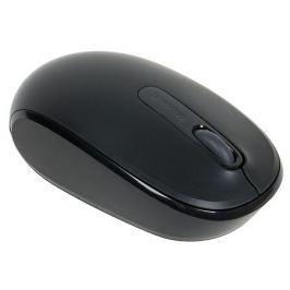 (U7Z-00004) Мышь Microsoft Mobile Mouse 1850 черный, беспроводная (1000dpi) USB2.0 для ноутбука