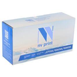 Картридж NV-Print NV-C7115X-2624X-2613X черный (black) 3500 стр. для HP LaserJet 1000/1005/1200/1220/3330/3380/1150/1300
