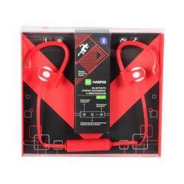 Гарнитура HARPER HB-107 red