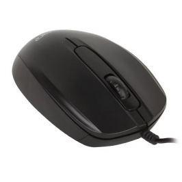 Мышь CBR CM 117 Black, USB, проводная, оптическая, 1200 dpi, 2 кнопки + колесо