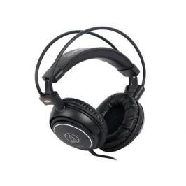 Наушники Audio-Technica ATH-AVC500 Проводные / Накладные / Черный / 10 Гц - 25 кГц / 106 дБ / Одностороннее / Mini-jack / 3.5 мм