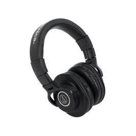 Наушники Audio-Technica ATH-M40X Проводные / Накладные / Черный / 15 Гц - 24 кГц / 98 дБ / Одностороннее / Mini-jack / 3.5 мм