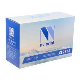 Картридж NV-Print CF281A для HP LJ MFP M630z/M604dn/n/M605dn/n/x черный 10500стр