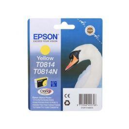 Картридж Epson Original T11144A10 Yellow (повышенной емкости) для R270/ 390/ RX590
