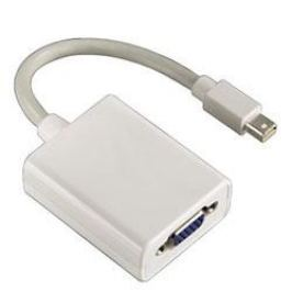 Адаптер mini DisplayPort - VGA, Hama H-53247