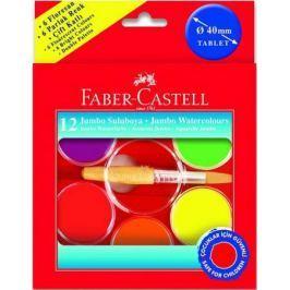 Акварель Faber-Castell Jumbo 12 цветов 125015
